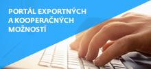 Portál Exportných kooperačných možností