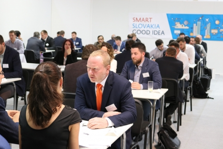 New Business Contacts Within Reach Slovak Matchmaking Fair Nitra